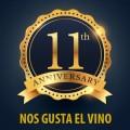 11 AÑOS NOS GUSTA EL VINO