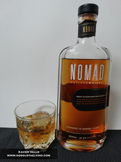 nomad outland whisky sherry casks gonzalez byass