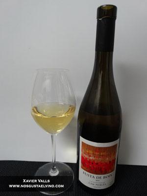 Can Marlès Chardonnay Fusta de Boix