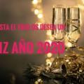 feliz año 2020 nos gusta el vino