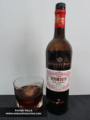 vermouth la copa rojo gonzalez byass